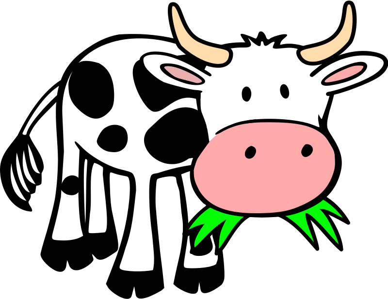 svg black and white download Free farm animal clipart. To use public domain