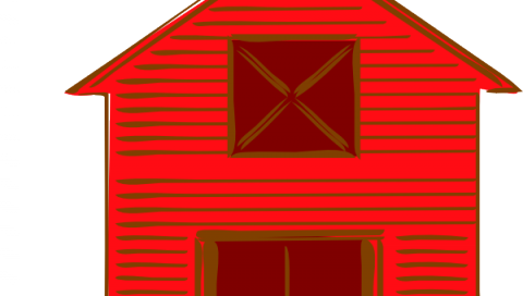 clip art royalty free library Barn clipart red barn. X carwad net original.