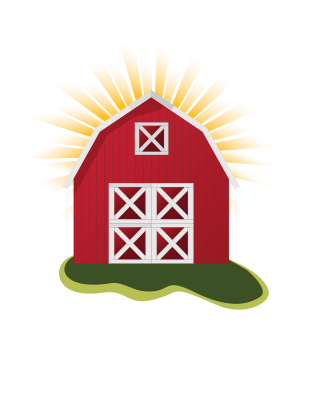 picture royalty free library Free bnsonger barns pinterest. Barn clipart red barn.