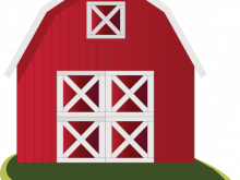 image free Barn clipart red barn. Free cool clip art.