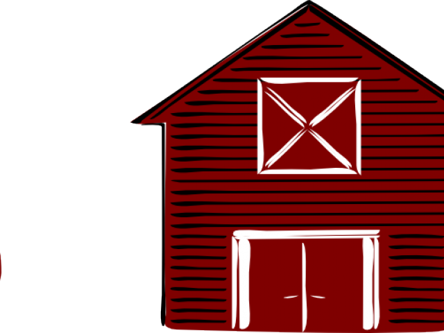 graphic stock X carwad net . Barn clipart red barn.
