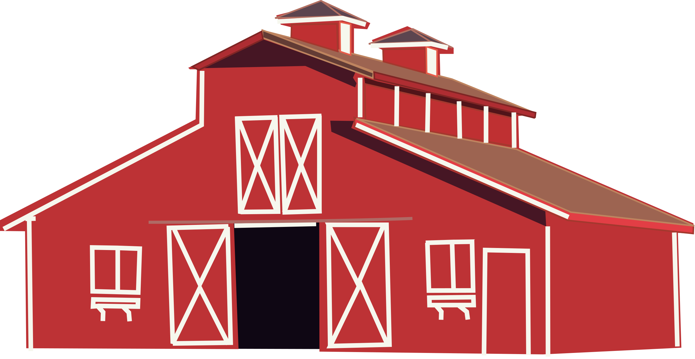 graphic transparent download Big image png. Barn clipart red barn.