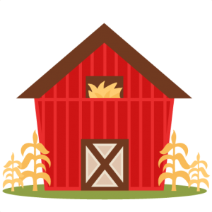 jpg library Barn clipart scenery. Miscellaneous miss kate cuttables.
