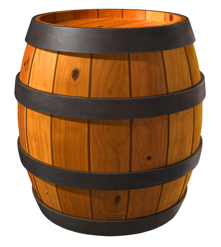 image transparent stock Barrel clipart. Free cliparts download clip