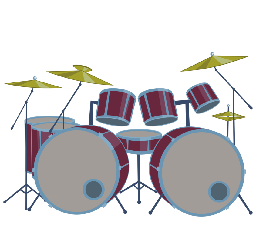 svg library stock Drums transparent cartoon. Free drum pictures download