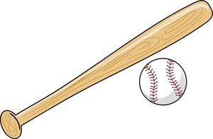 graphic royalty free download Baseball clip bat. Images of bats and