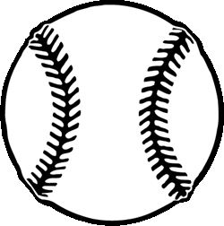 clip art black and white download  collection of clipart. Baseball clip black and white
