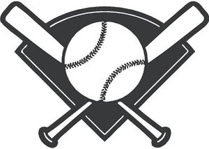 picture royalty free library Wall decals softball helmet. Baseball clip diamond