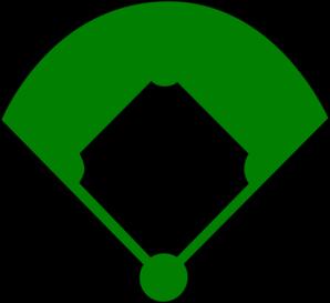 freeuse download Art at clker com. Baseball clip field