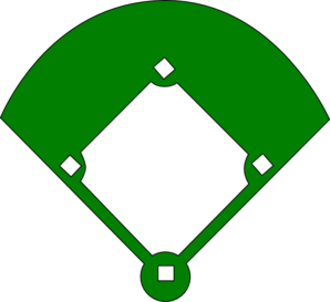 graphic royalty free Collection of free fielded. Baseball clip fielding