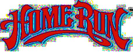 clip stock Promo social links. Baseball clip home run