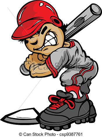 clip freeuse stock Clipart . Baseball clip youth