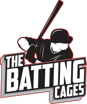 svg freeuse download The cages edmonton ab. Baseball clipart batting cage.