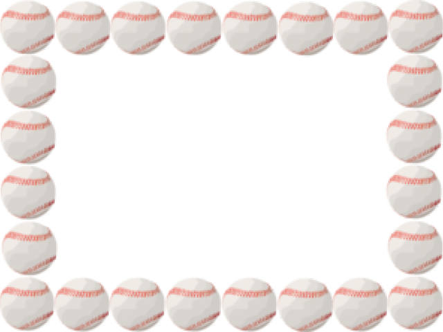 banner black and white stock Baseball clipart borders. Border free download clip