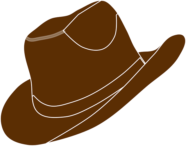 clip art black and white stock Hat tejano free on. Mask clipart cowboy.