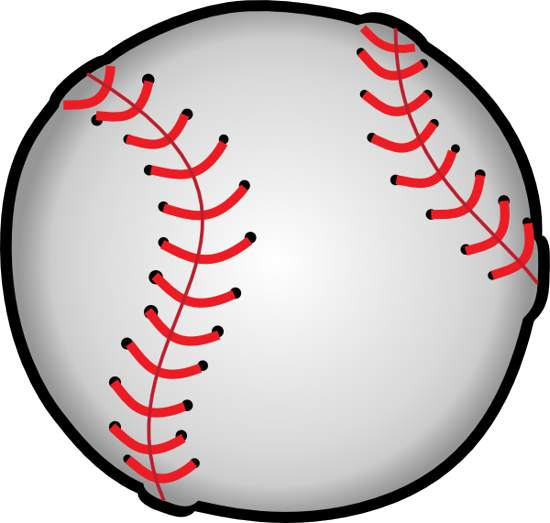 vector black and white download Baseball clip word. Free cliparts download art