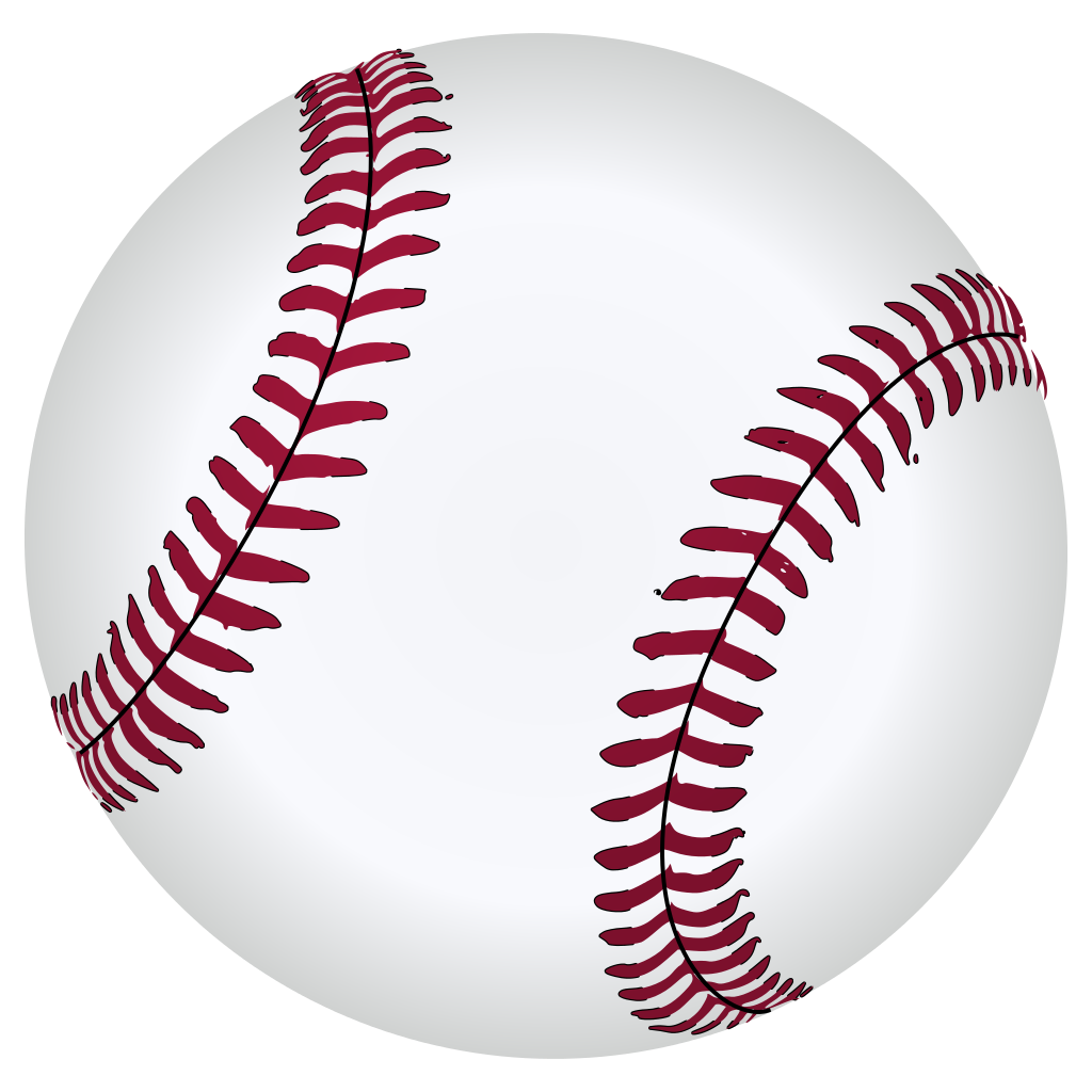 clip library download svg baseball xoxo #104183732