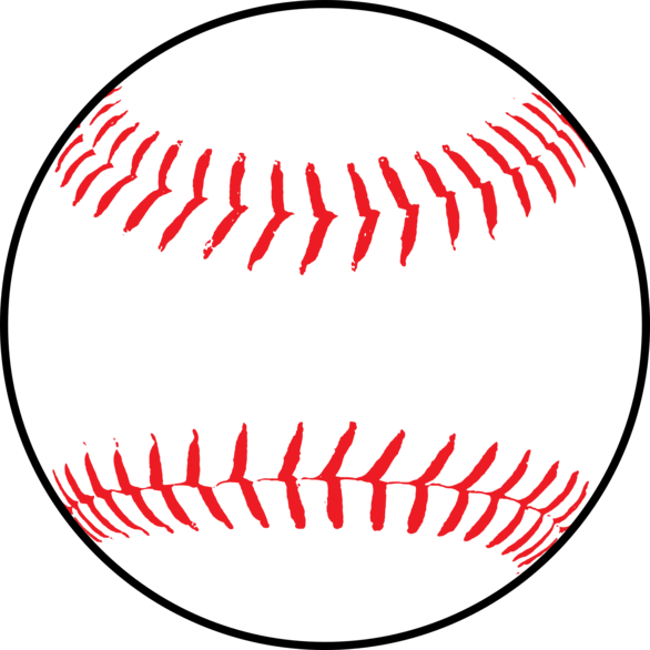 clip art transparent stock Baseball clipart snack. With red stitching pinterest.