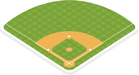 jpg royalty free Nl depth charts doki. Baseball clip field