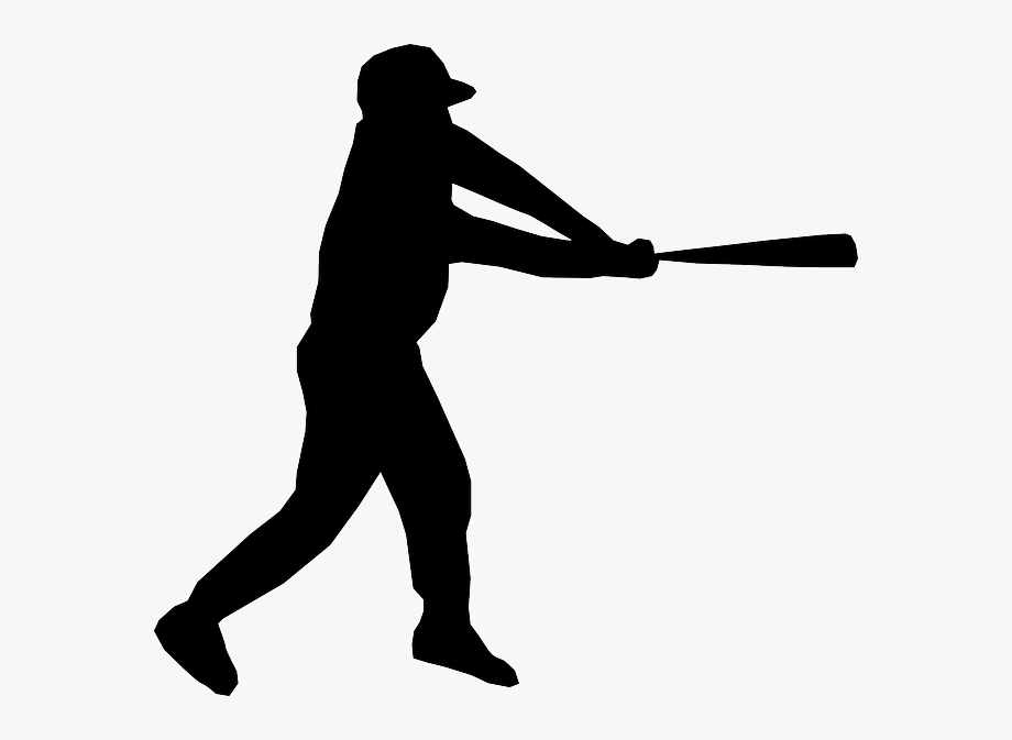 graphic royalty free stock Art free cliparts on. Baseball clip player
