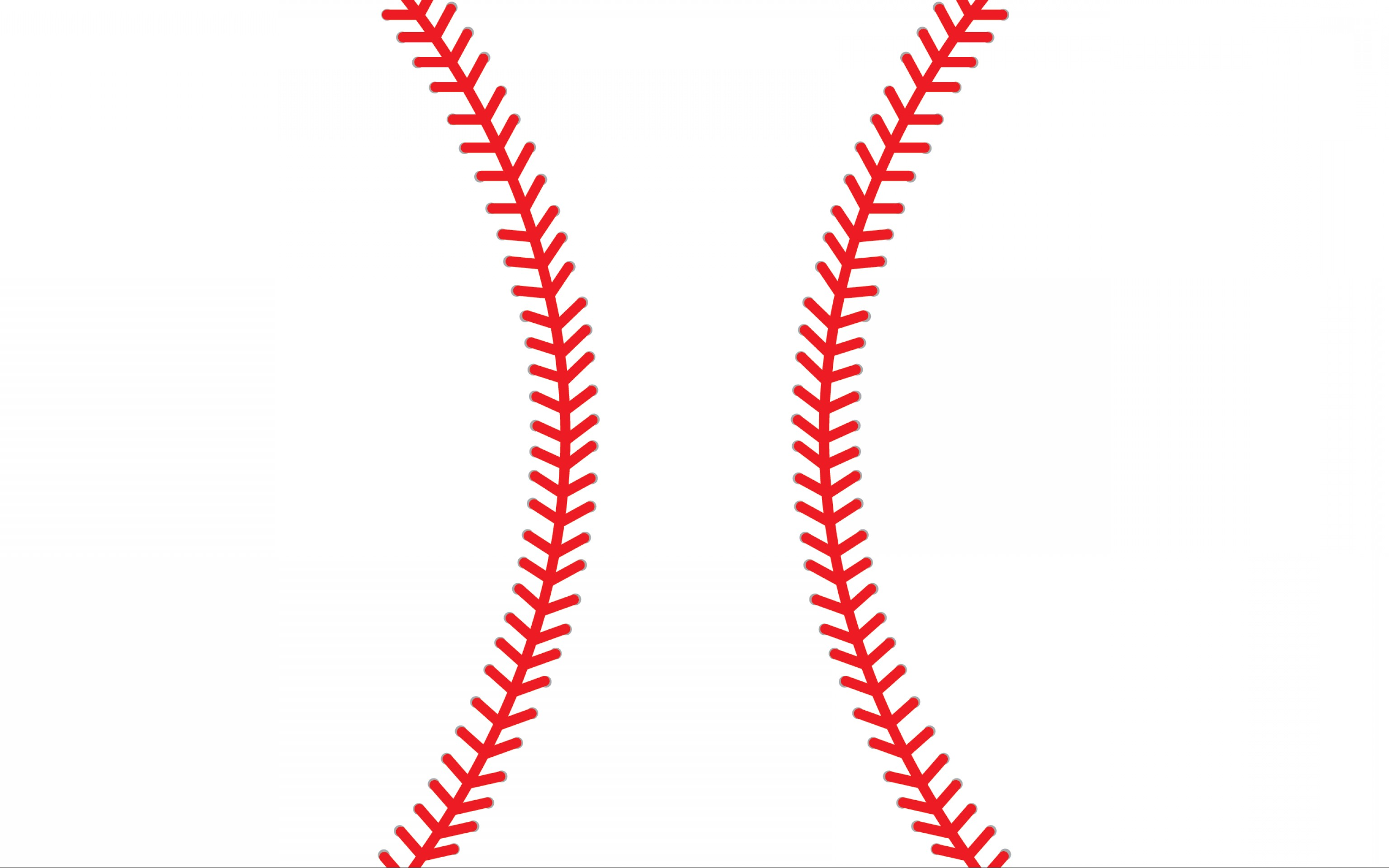 banner free Baseball clip stitching. Stitches clipart free