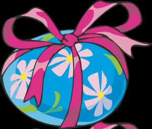 svg freeuse download Web design easter baskets. Basket clipart bow.