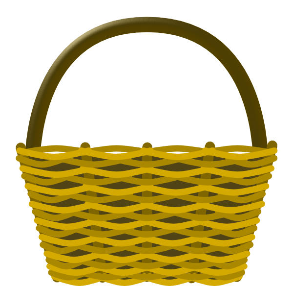 vector free download Basket clipart picnic basket. Clip art panda free.