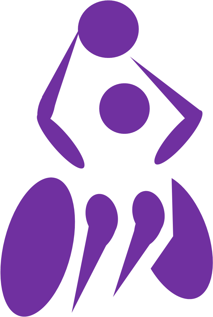picture freeuse stock Basket Clipart purple