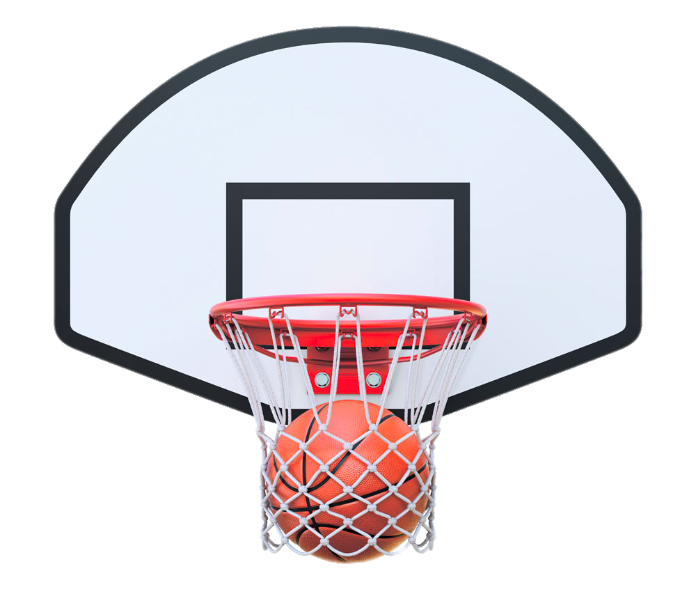 graphic free Backboard net stock photography. Basketball clip simple
