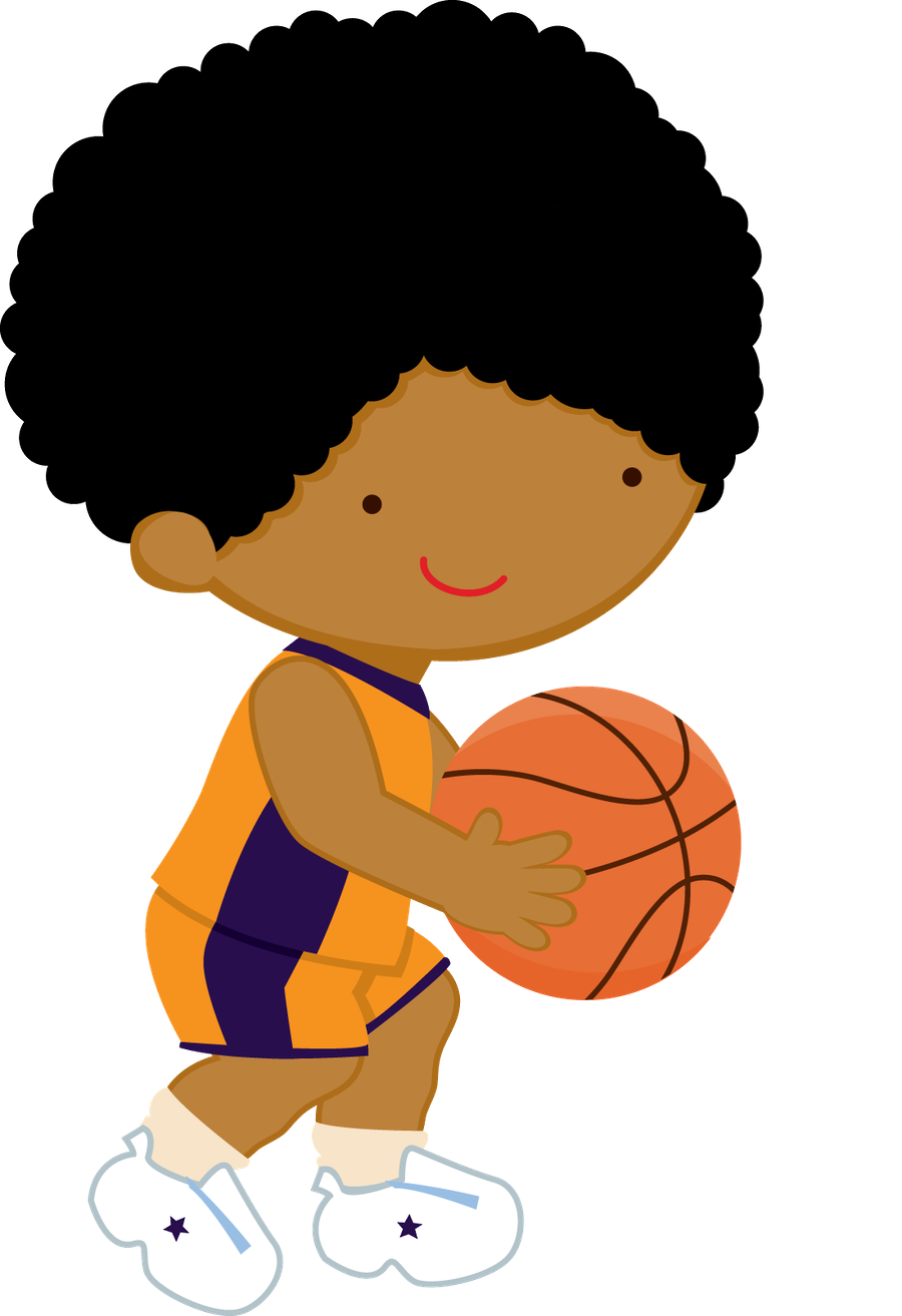 banner library download basketball boy clipart #68639347