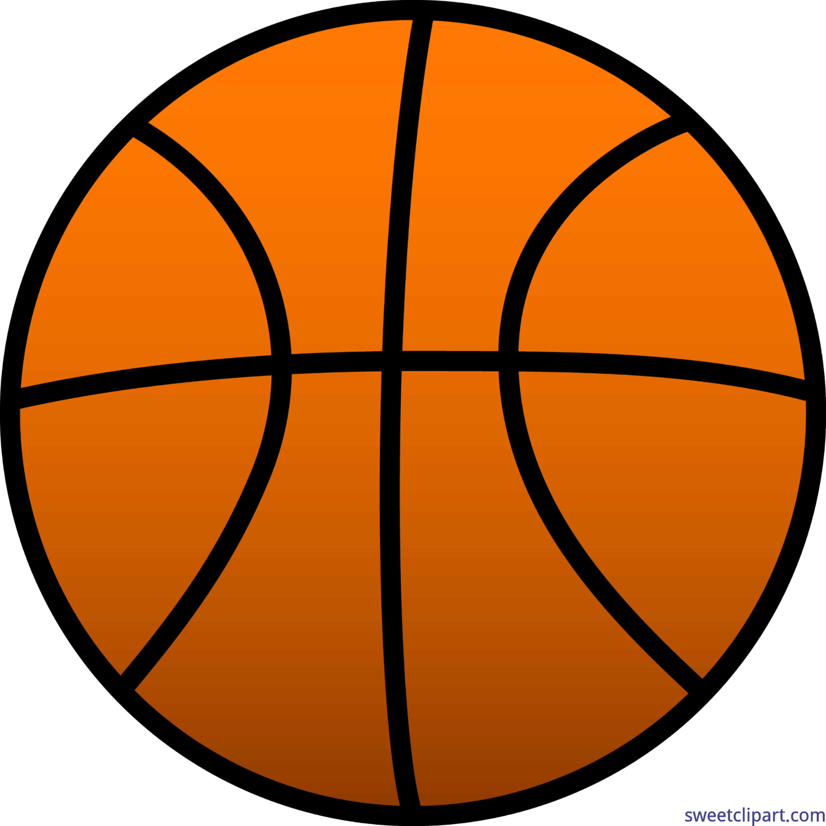 picture black and white Basketball clip. Art sweet