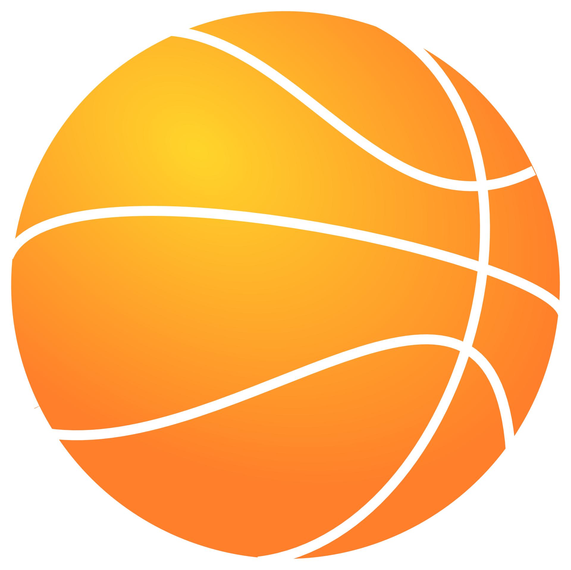 clipart free download Outline of art orange. Basketball clip