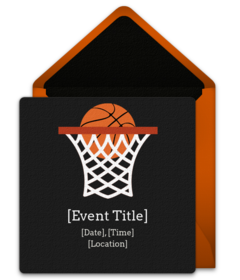 clipart transparent Basketball clip march madness. Online invitations from free