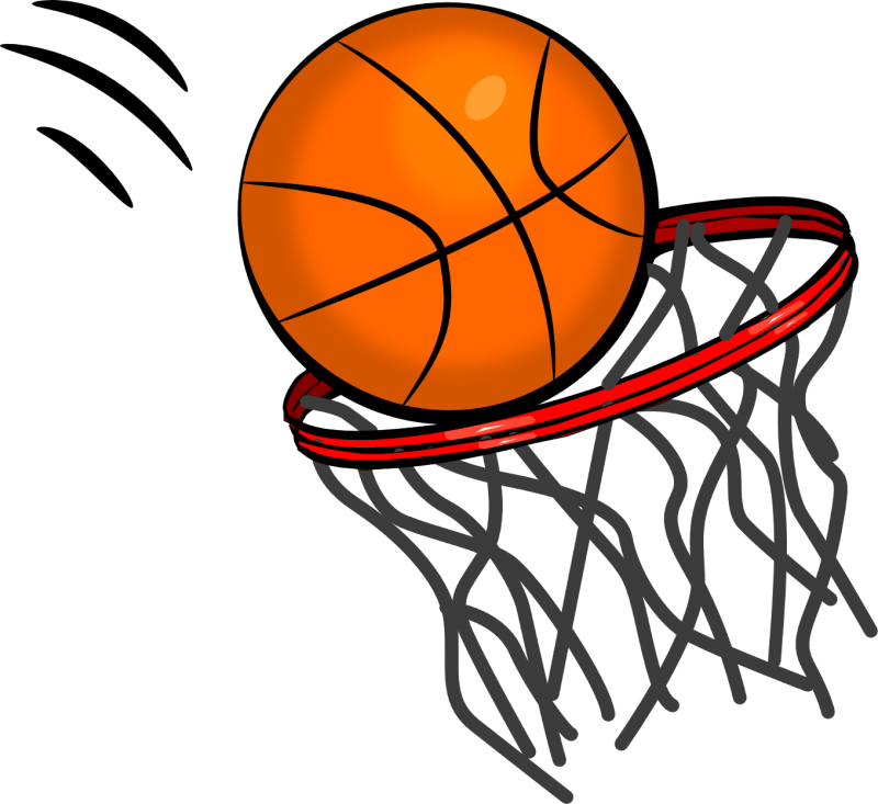 clip art freeuse stock Striker Basketball Tournament