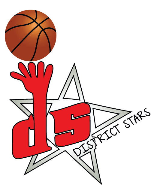 banner District stars foundation dsyf. Basketball clip youth