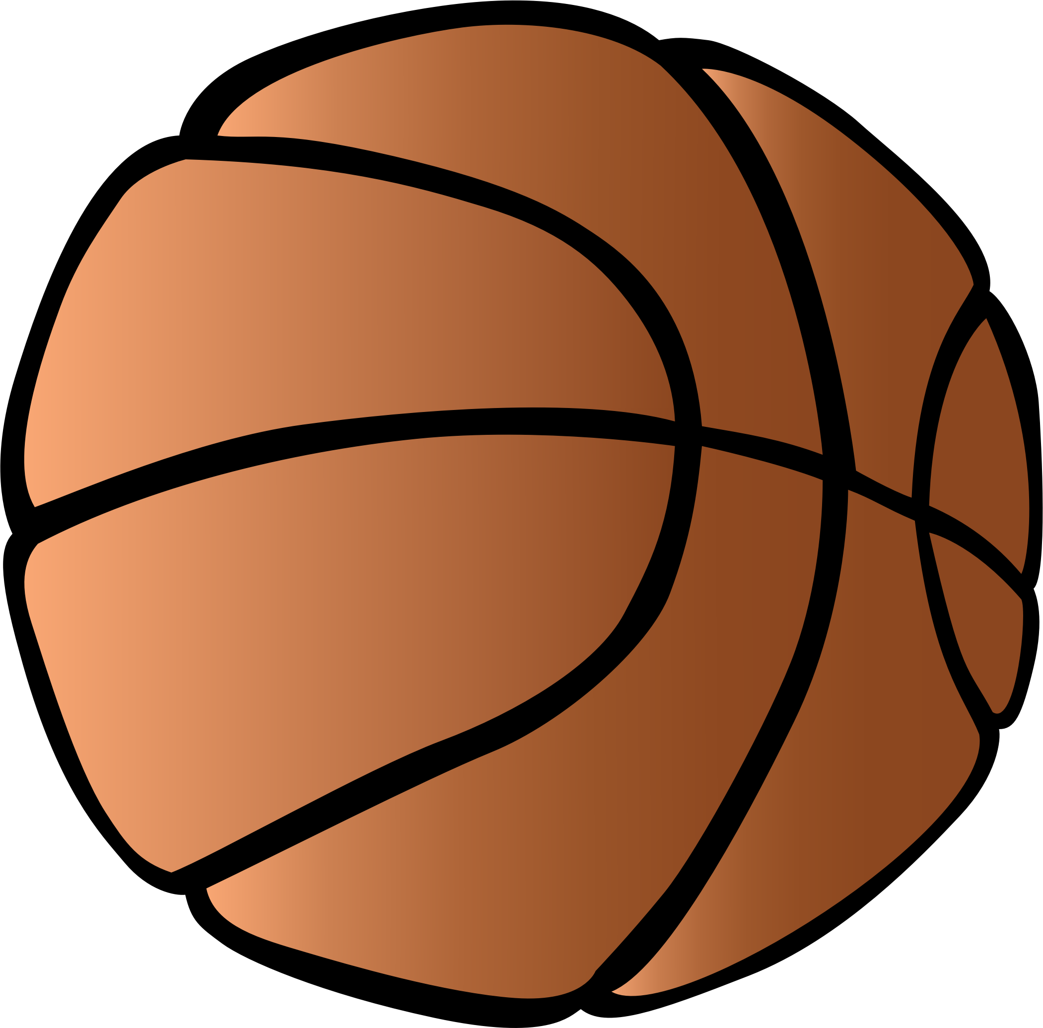 banner freeuse stock Basketball clipart. .