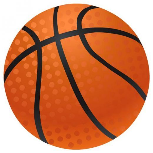 svg Basketball clipart. Free ball .