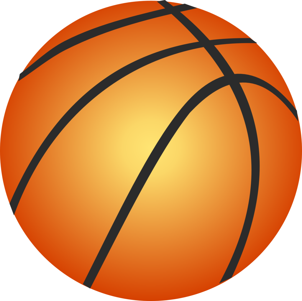graphic freeuse stock Basketball clip printable. Pictures free download art