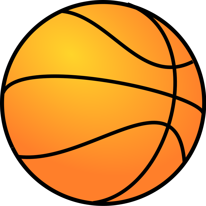 picture freeuse stock basketball with transparent background