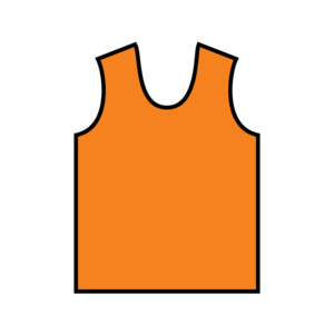 png royalty free stock Sleeveless big game sports. Basketball clip jersey