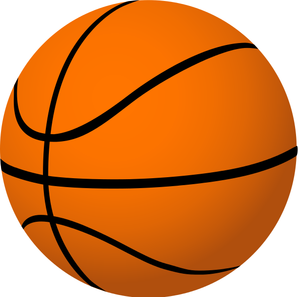 clip black and white File svg wikipedia filebasketball. Basketball clipart.