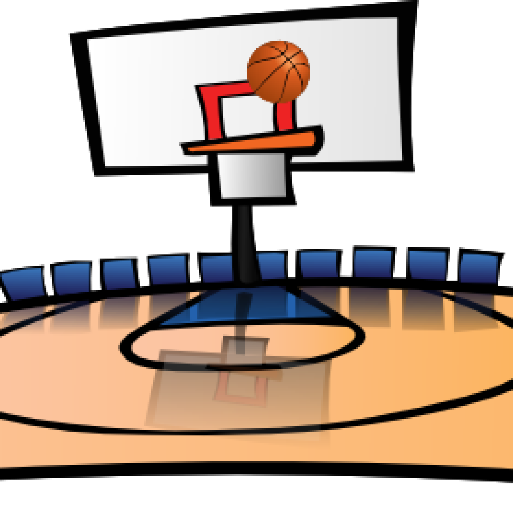 jpg transparent stock Clipart thank you hatenylo. Basketball clip court