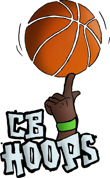 clipart black and white Basketball clip jordan harris. Atl hoop dream cb