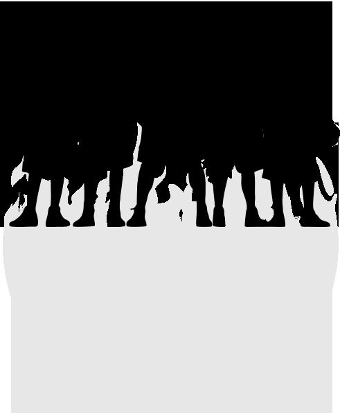 clip transparent teamwork clipart basketball #84542711