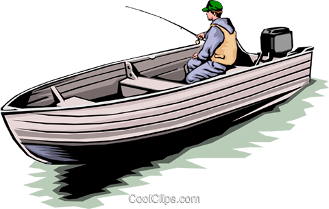 graphic royalty free Bass Boat Clipart at GetDrawings