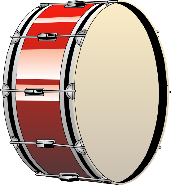 picture royalty free download Bass Drum Silhouette at GetDrawings