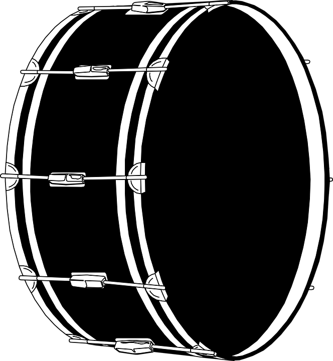 clip transparent download Snare Drum Silhouette at GetDrawings