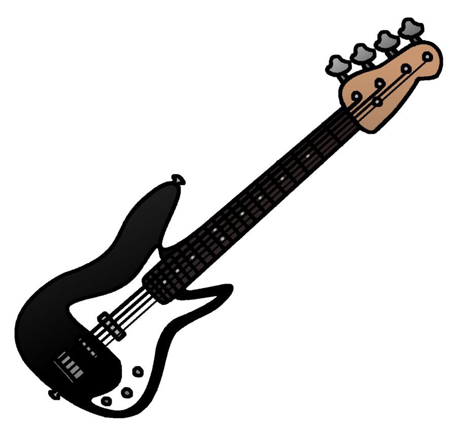 royalty free download Image of Bass Clipart