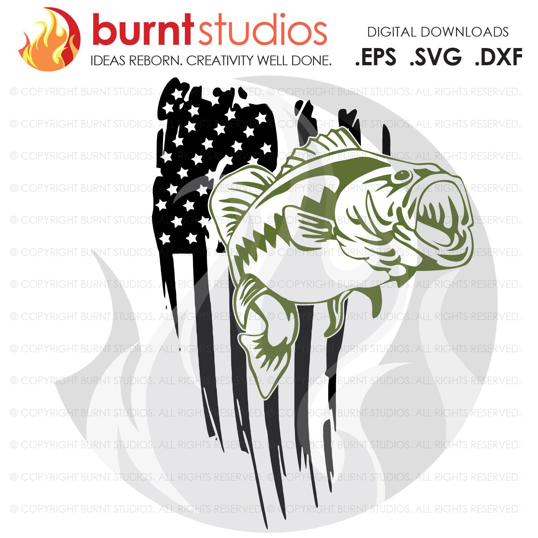 image royalty free stock Digital file usa flag. Bass svg