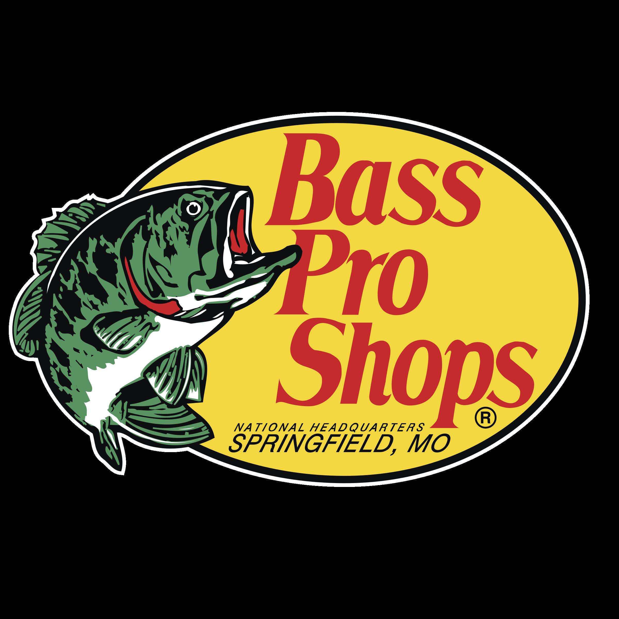 graphic download Bass svg emblem. Pro shops logo png